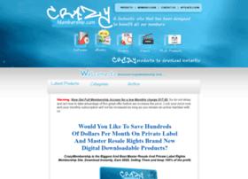 crazymembership.com