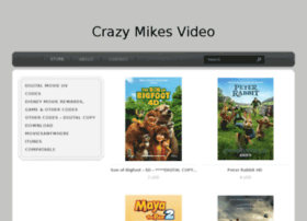 crazymikesvideo.tictail.com