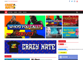 crazynate.com