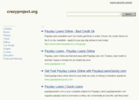 crazyproject.org