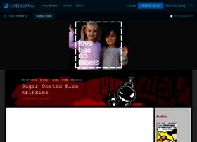 crazyrants.livejournal.com