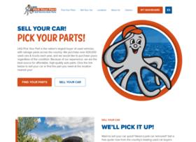 crazyraysautoparts.com