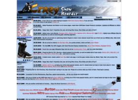 crazysnowboarder.com