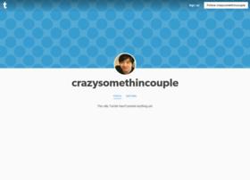 crazysomethincouple.tumblr.com