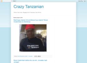 crazytanzanian.blogspot.com