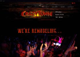 crazytownnashville.com