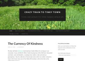 crazytraintotinkytown.com