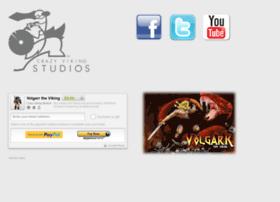 crazyvikingstudios.com