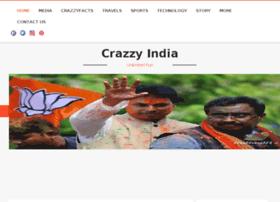 crazzyindia.com