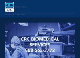 crcbiomedical.com