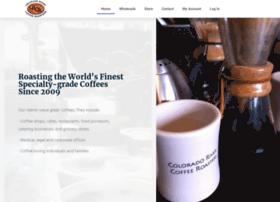 crcoffeeroasters.com
