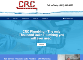 crcplumbing.net