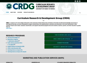 crdg.hawaii.edu