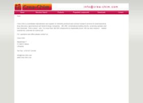 crea-chim.com