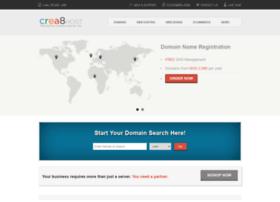 crea8host.com