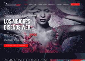 creadoreswebciudadreal.com