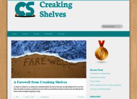 creakingshelves.com