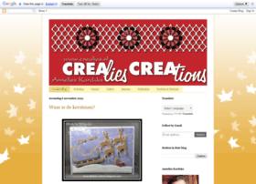 crealies.blogspot.nl