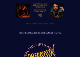 creamcityfest.com