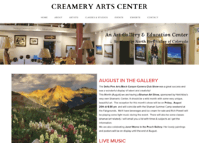 creameryartscenter.org
