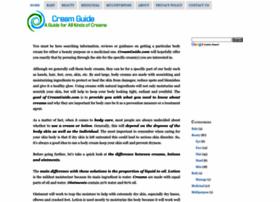 creamguide.com