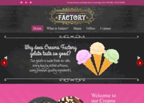 creamsfactory.co.uk
