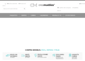 creamuebles.com
