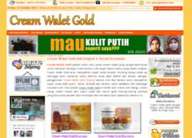 creamwaletgold.com