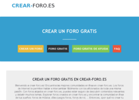 crear-foro.es