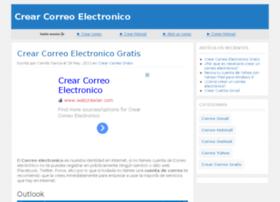 crearcorreoelectronicoya.com