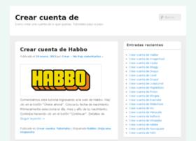 crearcuentade.com