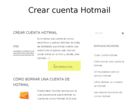 crearcuentahotmail.net