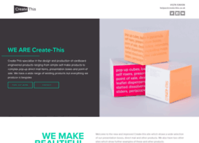 create-this.co.uk