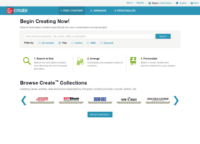 create.mheducation.com