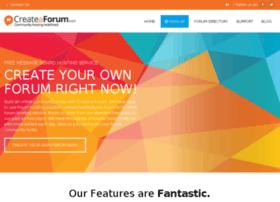 createaforum.com