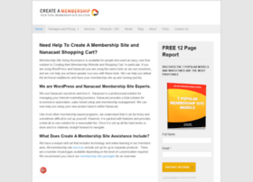 createamembership.com
