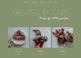 createdbycarli.bigcartel.com