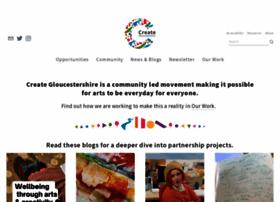 creategloucestershire.co.uk