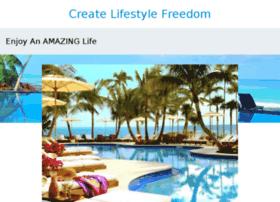 createlifestylefreedom.info
