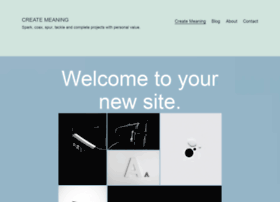 createmeaning.org