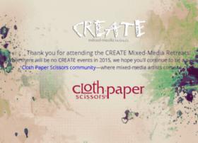 createmixedmediaretreat.com
