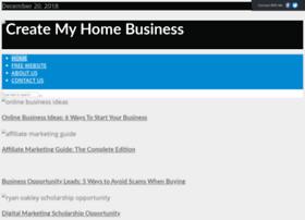createmyhomebusiness.com