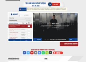 createmyworkout.com