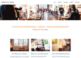 createnyspace.com