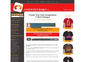 createtshirtdesigns.com