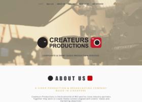 createursproductions.com