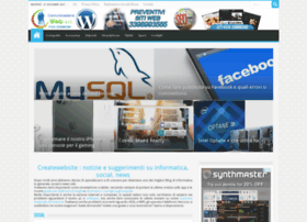 createwebsite.it