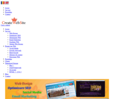 createwebsite.ro