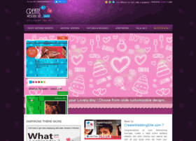 createweddingsite.com