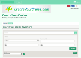createyourcruise.com